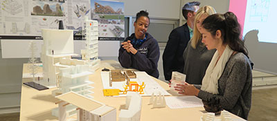 Undergraduate Architecture Students
